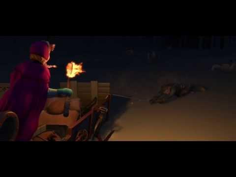 Frozen (2013) (Clip 'Wolf Chase')