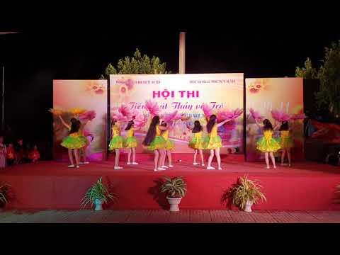 Múa: Hương sắc Hà Tiên - Trường Tiểu học Bình San