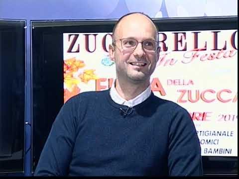 A MICROFONO APERTO LA PRESENTAZIONE DELLA FIERA DELLA ZUCCA DI ZUCCARELLO