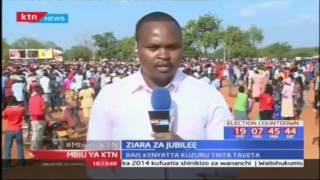 Vurugu za siasa; Wafuasi wa Jubilee na NASA wazozana; Mbiu ya KTN