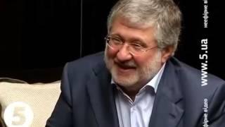 Коломойский: строишь политическую силу - становись во главе сам