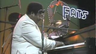 Fats Domino   Blueberry hill 1985.wmv