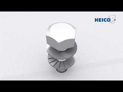 HEICO-LOCK® Wedge Locking Systems • Functional Principle