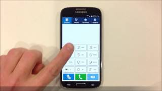 How to Check Voicemail - Samsung Galaxy