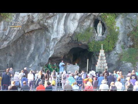 Messe du 11 septembre 2020 à Lourdes