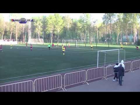 2002 г.р.: Локомотив-2 - Строгино - 0:3