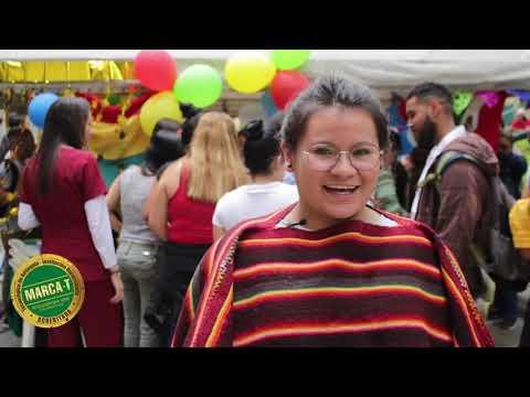 Ana Camila, nos visita desde Bolivia