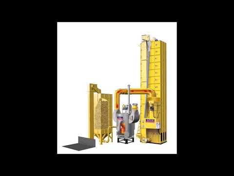 Secadora de Granos - Joselid Industrial