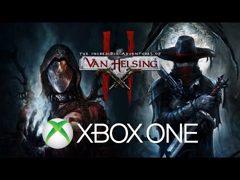Resultado de imagen para The Incredible Adventures of Van Helsing II