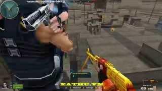 [XATHU.VN gameplay]#49: RPK GOLD (new) Zombie Kim Tự Tháp VaiLinhHon