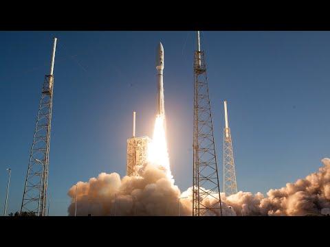 NASA's nieuwe Mars-rover wordt met succes gelanceerd