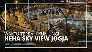 Info Waktu Terbaik Kunjungi HeHa Sky View, Tawarkan Pesona Yogyakarta dari Ketinggian