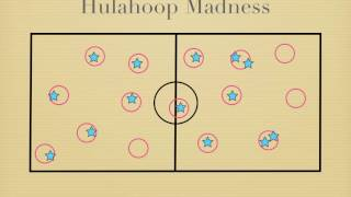 Gym Games - Hulahoop Madness