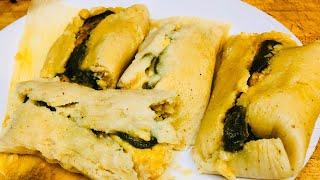 🔴como preparar unos Tamales de Rajas y  queso A Mi Manera (Para el día de la Candelaria 😊