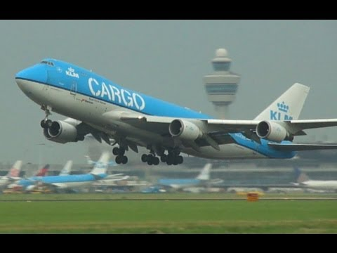 Vliegtuigen spotten op Schiphol   Plane spotting at Schiphol!