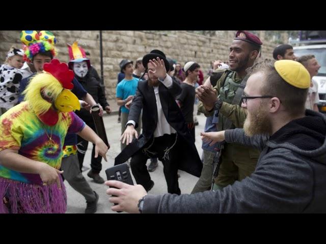 Rayakan Festival Purim Israel Izinkan Yahudi Terobos Masjid Al-Aqsa, Yordania Mengecam