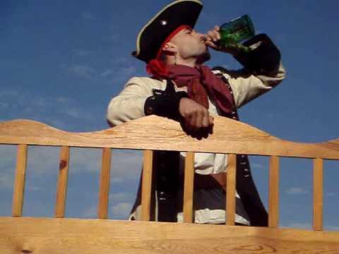 Pája Junek - Pája Junek - Don Kozak (Jack Sparrow song)