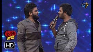 Sudheer | Pradeep | Funny Joke | Dhee Jodi | 7th November 2018 | ETV Telugu