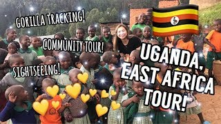 The Beautiful Country Of Uganda, East Africa | Kyra Valentin