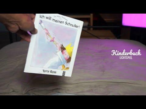 Ich will meinen Schnuller! - Kinderbuch Lichtspiel