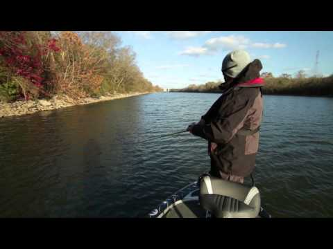 Fishing the Sun for More Winter Bass
