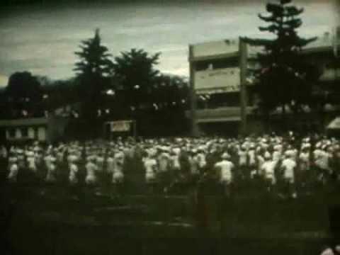 大砂土東小運動会(昭和46年)