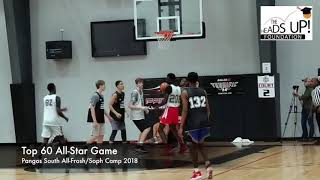 Pangos  South All-Frosh/Soph Camp Top 60 All-Star Game