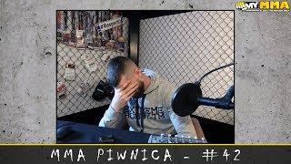 MMA Piwnica #42 - LIVE: Podsumowanie gali KSW 49 | Nie zwracam Wam kasy zostawionej u bukmacherów :)