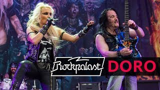 Doro live | Rockpalast | 2018