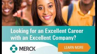 Merck Manufacturing Leadership Development Program Live Presentation/Webinar