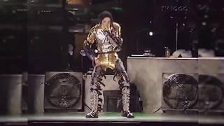 Michael Jackson - Scream - Live Gothenburg 1997 - HD