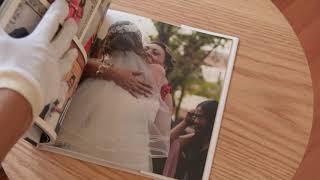 El álbum de tu boda, la mejor idea para conservar tus fotos para siempre.