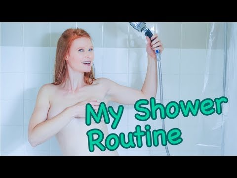 My Shower Routine - Ruby Day