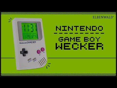 Der Game Boy-Wecker für zockende Morgenmuffel