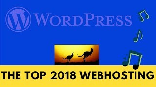 Website Hosting for 2017 in Australia