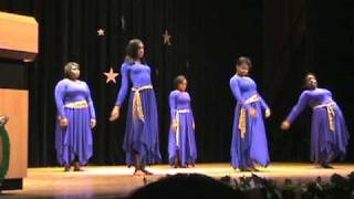 Wait On The Lord - Purple & Gold Pageant.mpg