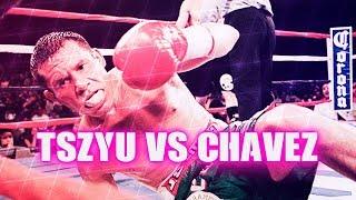 Kostya Tszyu vs Julio Cesar Chavez (Highlights)