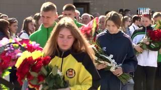 Прощание с Александром Курловичем