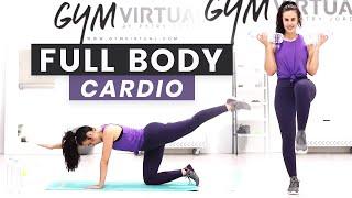 DIRECTO - EJERCICIOS PARA TODO EL CUERPO - FULL BODY CARDIO