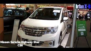 In Depth Tour Nissan Serena Highway Star (C26) Facelift (Indonesia)