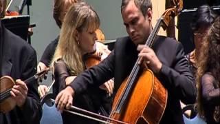 C. Saint-Saens, La Muse et le Poète, part 2 - Augustin Dumay, violin, Pavel Gomziakov, cello