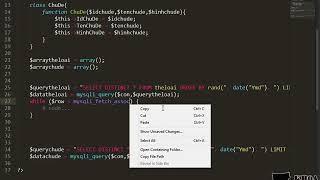 Bài 15: Viết API trả dữ liệu chủ đề và thể loại