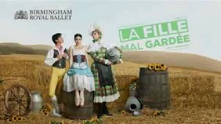 Birmingham Royal Ballet: La Fille Mal Gardee Review | The Lowry | Manchester