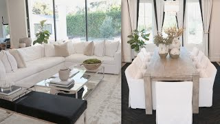 HOME SERIES PART 2 | LIVING AREAS / HOME THEATER