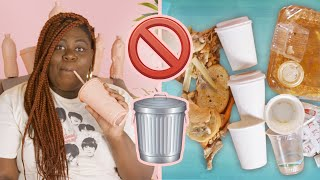 I Tried To Make Zero Trash For 24 Hours