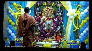 Aarti Darshan Salangpur Date 05 08 2017 - YouTube