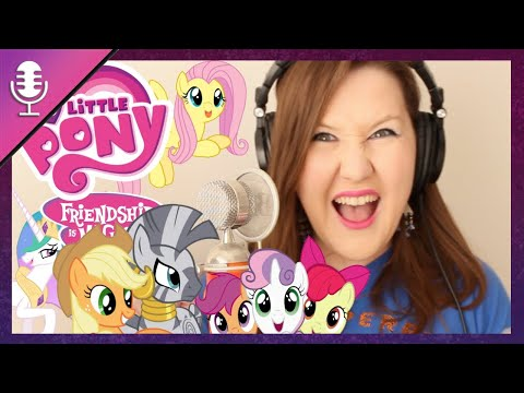 """Katy Perry ~ """"DARK HORSE"""" (Sung in MLP Voices)"""
