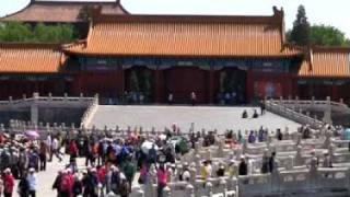 Video : China : One day in Beijing - video