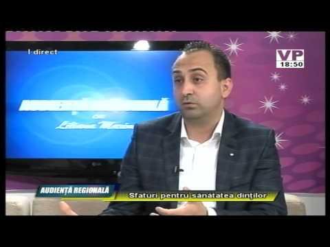 Emisiunea Audiență regională – Petruț Tomescu – 20 februarie 2015
