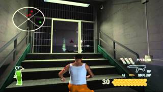 25 To Life (PS2) walkthrough - Prison